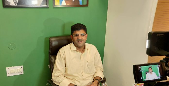 Haryana Deputy CM Dushyant Chautala on Rajasthan Congress Crises