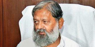 Haryana Home Minister Anil Vij Gangster Vikas Dubey Encounter