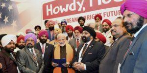 Indian Ambassador at US American sikh