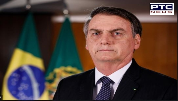 Brazil President Jair Bolsonaro Coronavirus Positive Again