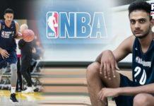 Dera Baba Nanak Punjab Basketball player Princepal Singh to NBA