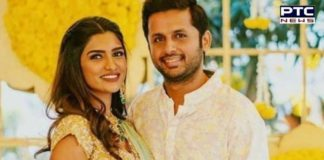 Nithiin and Shalini Kandukuri Engagement | Telugu Actor