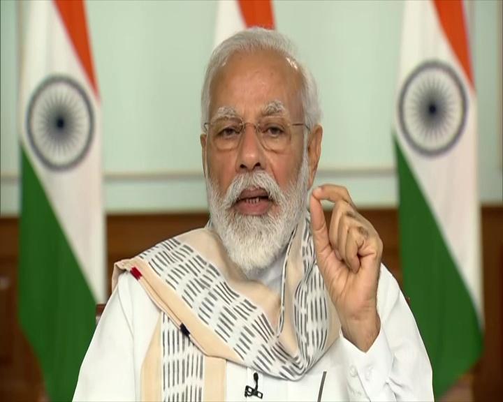 PM Modi's fabricated strongman image has become India's biggest weakness Rahul Gandhi