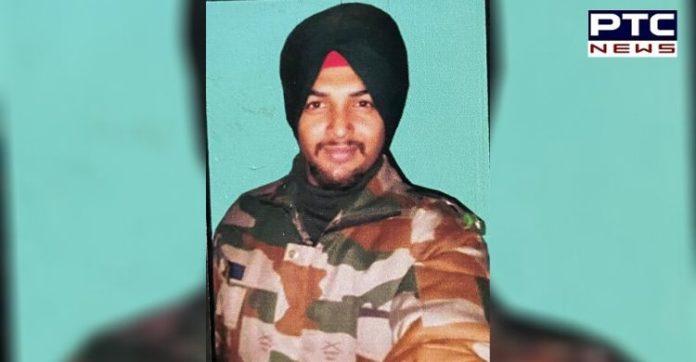 Punjab Captain Amarinder Singh   Patiala Naik Rajwinder Singh Martyred in Pulwama
