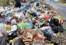 Plastic waste will be extracted from villages, used in road construction