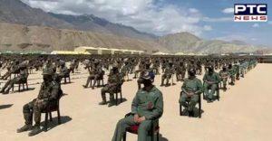 PM Modi Address To Soldiers In Ladakh