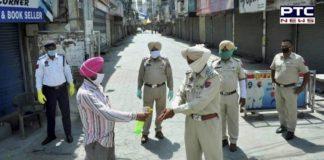 Punjab Police Coronavirus | COVID Reserves | Captain Amarinder Singh