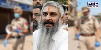 Punjab Police Arrest Shiv Sena Taksali President Sudhir Suri in Indore