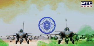 5 Rafale fighter jets Arrive India | Ambala Air Force Station