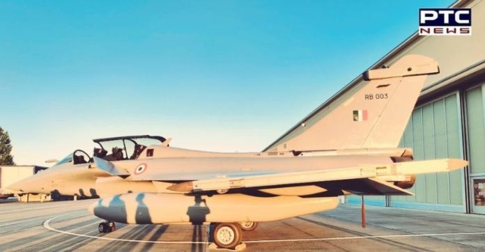 Ambala Air Force Station Section 144 | Rafale Jets Arrival