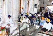 Sajna Diwas of Sri Akal Takhat Sahib Events by SGPC