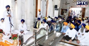 Sajna Diwas of Sri Akal Takhat Sahib Events by SGPC