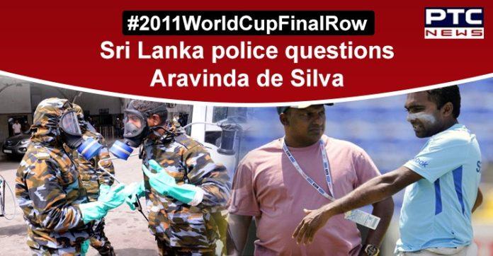 India vs Sri Lanka 2011 World Cup Final Fixed? Police Questions Aravinda de Silva