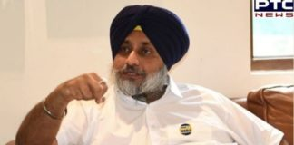 SAD Sukhbir Badal to Captain Amarinder on Anti India Forces in Punjab