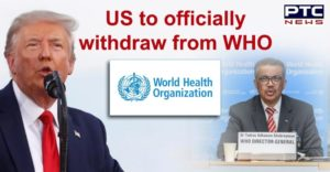 US Donald Trump Quits WHO | Coronavirus Outbreak