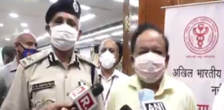 Union Health Minister Dr. Harsh Vardhan on Coronavirus Vaccine