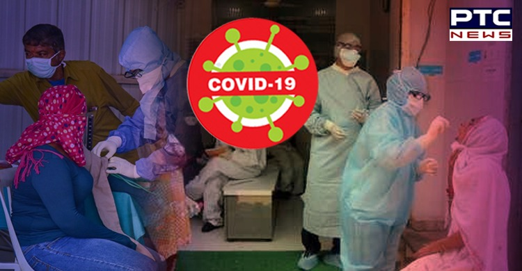Coronavirus : 613 deaths, 24850 new cases in last 24 hours