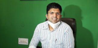 Deputy CM Dushyant Chautala Attacks on Bhupinder Singh Hooda