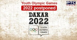 Tokyo 2020, Youth Olympic Games 2022 Postponed