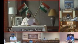Punjab Cabinet Approves Cm Decision To Increase number of Attempts For EX-Servicemen PCS Aspirants