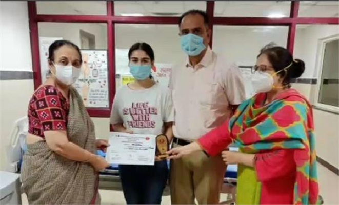 Know how three member of a family recovered from coronavirus