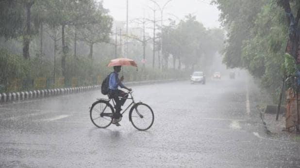Weather forecast | Haryana Weather | Rain in Haryana till 10 July