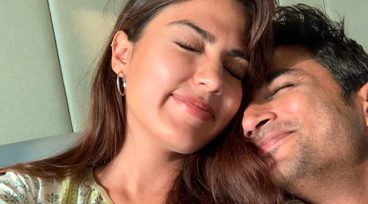 Sushant Singh Rajput Death Case: Rhea Chakraborty says she was in a live-in relationship with the late actor
