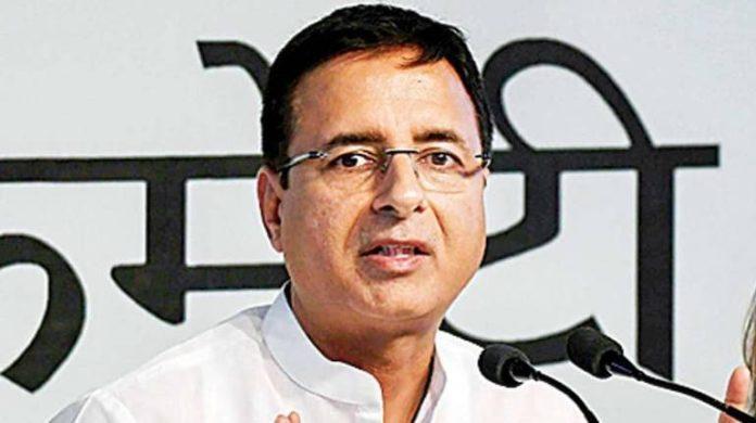 Congress Leader Randeep Surjewala Attacks on Haryana Govt