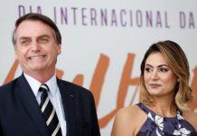Brazil President's Wife Michelle Test Coronavirus Positive