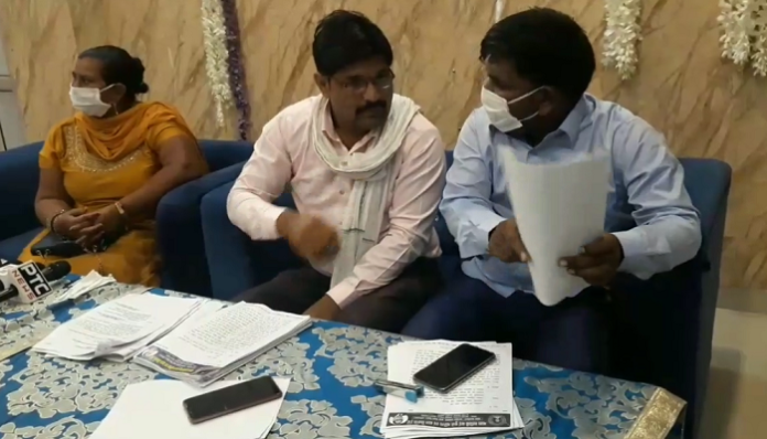 Allegations of scam on DETC of Excise and Taxation Department