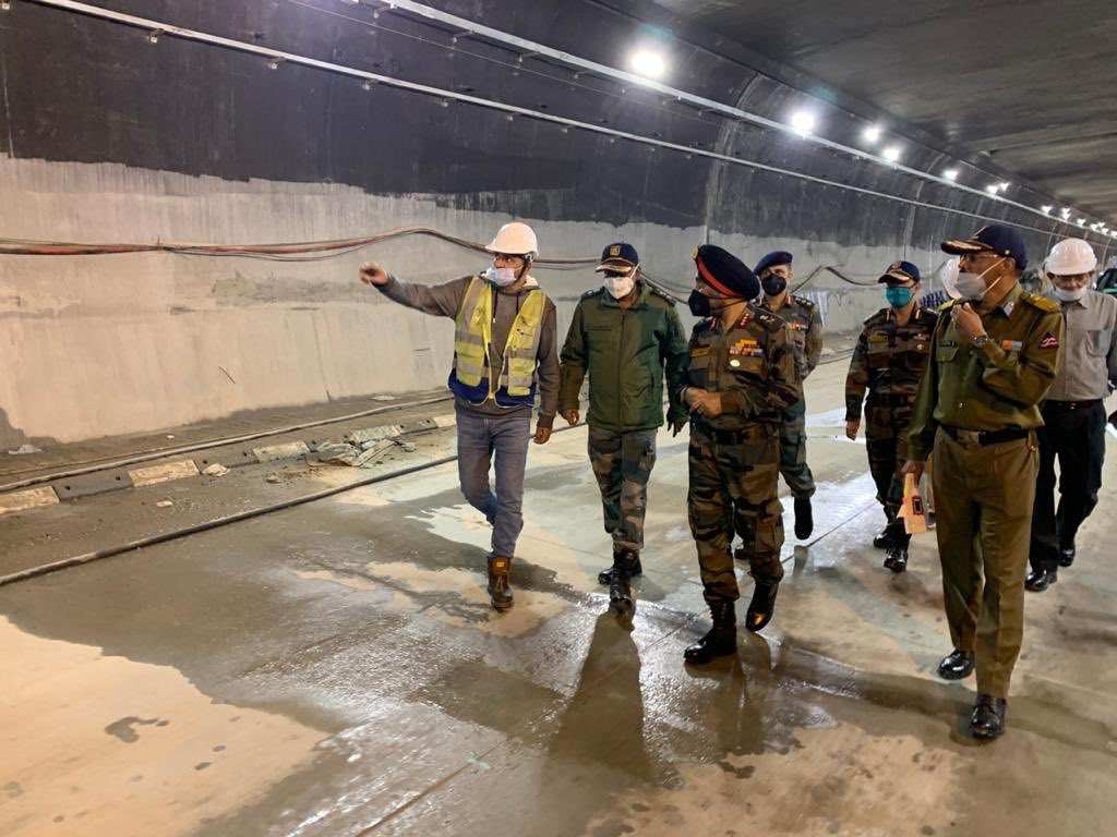 Atal Rohtang Tunnel   World Biggest Rohtang Tunnel