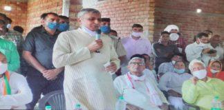 BJP Leader JP Dalal on Baroda By Election   Haryana Politics