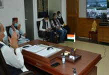 CM Jairam Thakur Attacks on Congress leaders of tribal areas