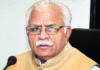 CM Khattar appealed to people recovering from Corona