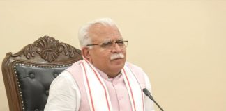 CM Manohar Lal Khattar launches anti-bullying campaign