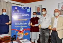 CM launches nutritional immunity boosting Him Haldi Dudh