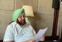 Punjab Captain Amarinder on Industry, Agriculture and Coronavirus