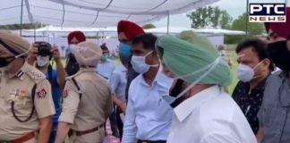 Captain Amarinder in Tarn Taran | Punjab Hooch Tragedy
