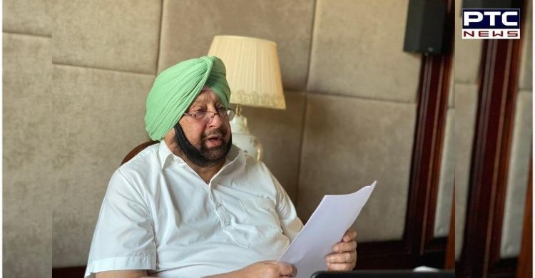 Punjab Captain Amarinder on Coronavirus Safety Rules, Norms Violation