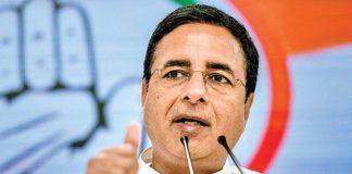 Congress Leader Randeep Surjewala Attacks on BJP Govt Ministers