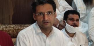 Congress MP Deepender Singh Hooda Attacks on Haryana BJP Govt
