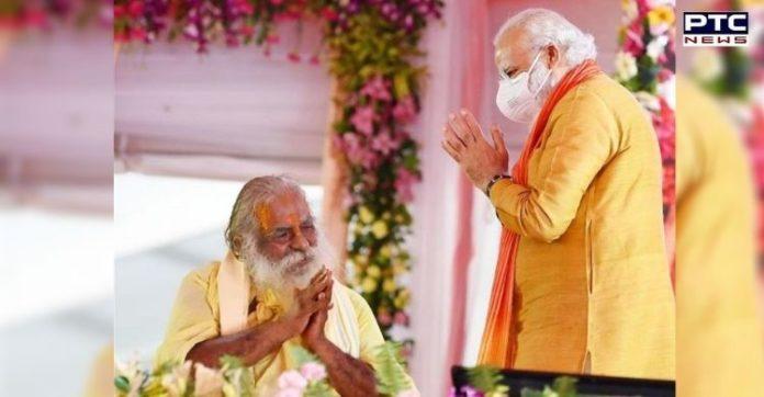 Ram Temple trust chief Nritya Gopal Das contracts Covid-19