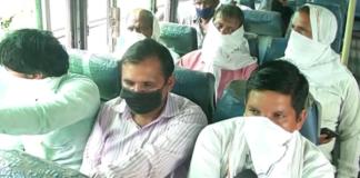 Coronavirus Haryana | Roadways buses run with full capacity