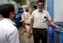 Punjab Excise Department Raids Dera Bassi | Seizes Illicit Chemicals