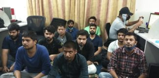 Fake Call Center Busted in Gurugram of Haryana