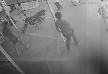 Firing Outside Liquor Shop in Panchkula | Panchkula Police