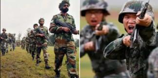 Fresh clash between India and China at Eastern Ladakh
