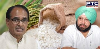 Madhya Pradesh to Captain Amarinder on GI Tagging of Basmati Rice