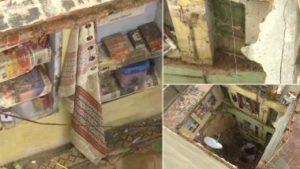 House collapsed 3 died including 8 years old boy Amritsar | ਭਾਰੀ ਮੀਂਹ ਕਾਰਨ ਡਿੱਗ ਗਿਆ 3 ਮੰਜ਼ਿਲਾ ਮਕਾਨ