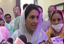 JJP Leader Naina Chautala on OP Chautala Statement